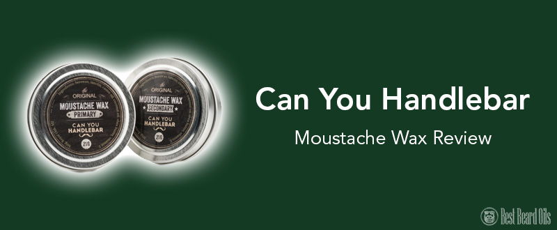 can you handlebar mustache wax review
