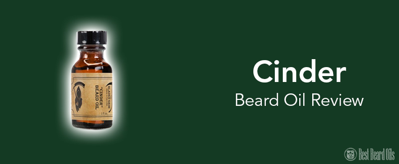 Cinder Beard Oil Review