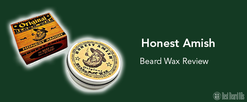 our honest amish beard wax review