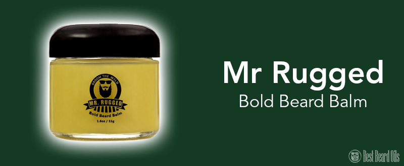mr rugged beard balm review